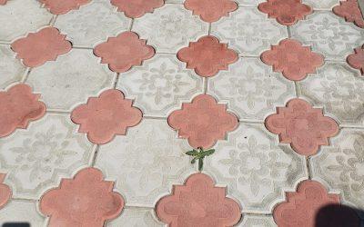 Примеры укладки плитки