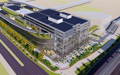 30 000 электрокаров в год. Hyundai инвестирует почти $300 млн в инновационный хаб