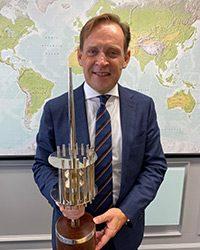 Superglass стал лауреатом престижной премии Scottish Engineering  Awards
